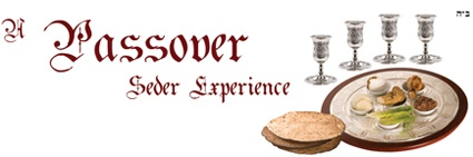 Community Seder | A Passover Seder Experience; At the Jewish Community Center Beach Cities